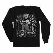 Harley Quinn - Lucky You Long Sleeve Tee, Long Sleeve Tee