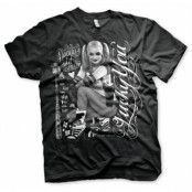 Harley Quinn - Lucky You T-Shirt, Basic Tee