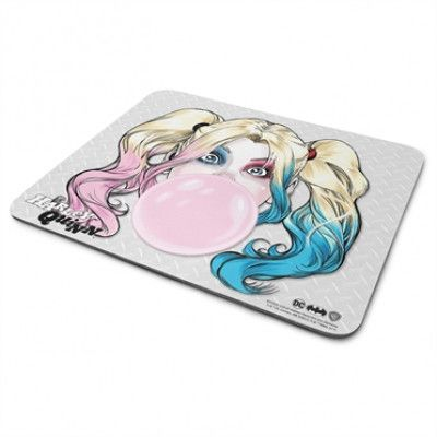 Harley Quinn Mouse Pad, Mouse Pad