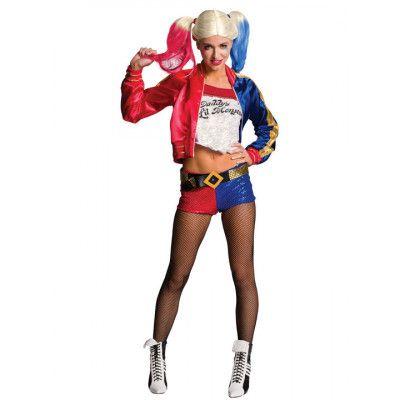 Harley Quinn Suicide Squad Maskeraddräkt Medium