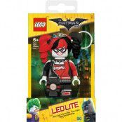 LEGO Batman - Harley Quinn Mini-Flashlight with Keychains