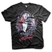 Suicide Squad Harley Quinn T-Shirt, Basic Tee