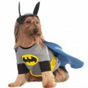 Hunddräkt  Batman-3XL
