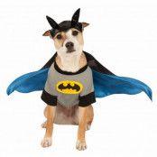Hunddräkt  Batman-S