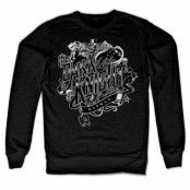 Inked Dark Knight Sweatshirt, Sweatshirt