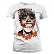 Joker - HyaHaHaHa Girly T-Shirt, Girly T-Shirt