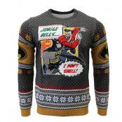 Jultröja Batman Jingle Bells
