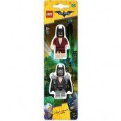 LEGO Batman - Mini-Erasers 2-Pack