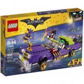 LEGO Batman Movie The Joker Notorious Lowrider