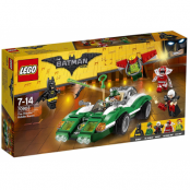 LEGO Batman Movie The Riddler Riddle Racer