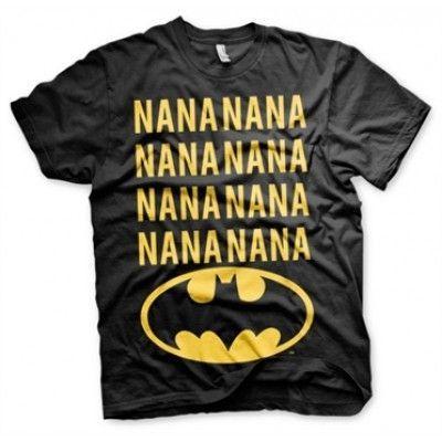 NaNa Batman T-Shirt, Basic Tee