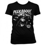 Peekaboo! Girly T-Shirt, Girly T-Shirt