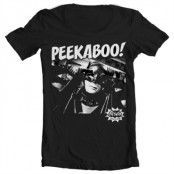 Peekaboo! Wide Neck Tee, Wide Neck T-Shirt