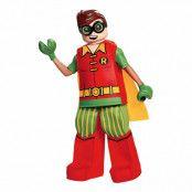 LEGO Robin Prestige Barn Maskeraddräkt - Medium