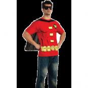 Robin T-Shirt Maskeraddräkt