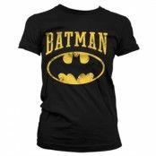Vintage Batman Girly T-Shirt, Girly Tee