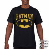 Vintage Batman Performance Mens Tee, CORE PERFORMANCE MENS TEE