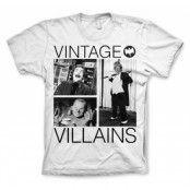 Vintage Villains T-Shirt, Basic Tee