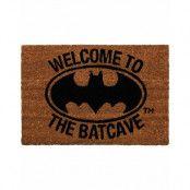 Welcome to the Batcave - Batman Dörrmatta 60x40 cm