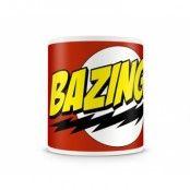 Bazinga Super Logo Coffee Mug, Coffee Mug