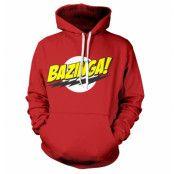 Big Bang Theory Bazinga Logo Huvtröja