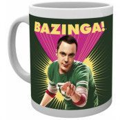 Big Bang Theory - Bazinga Mug