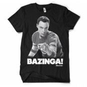 Sheldon Says BAZINGA! T-Shirt