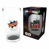 The Big Bang Theory Bazinga Ölglas