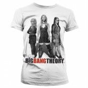 Big Bang Girl Power Girly T-Shirt, Girly T-Shirt