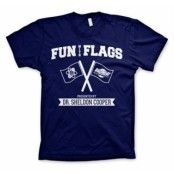 Fun With Flags T-Shirt, Basic Tee