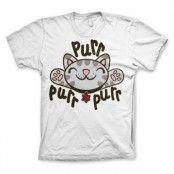 Soft Kitty - Purr-Purr-Purr T-Shirt, Basic Tee