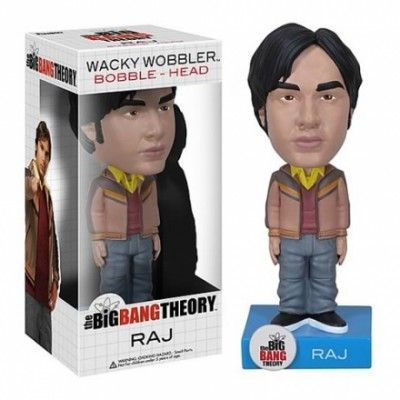 Raj Bobble Head
