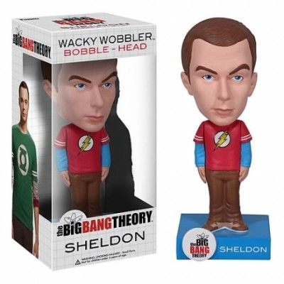 Sheldon Cooper Bobble Head