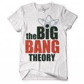 The Big Bang Theory Logo T-Shirt, Basic Tee