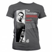 The Roommate Agreement Girly Tee, Girly T-Shirt