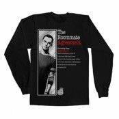 The Roommate Agreement Long Sleeve Tee, Long Sleeve T-Shirt