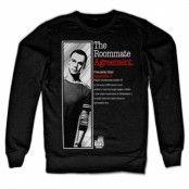 The Roommate Agreement Sweatshirt, Sweatshirt