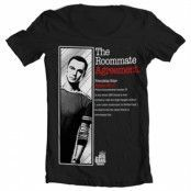 The Roommate Agreement Wide Neck Tee, Wide Neck T-Shirt