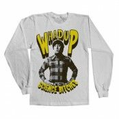 Whadup Science Bitches Long Sleeve T-Shirt, Long Sleeve T-Shirt