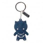 Black Panther Nyckelring
