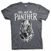 Black Panther Protector T-Shirt, Basic Tee