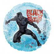 Folieballong Black Panther
