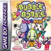 Bubble Bobble Old & New