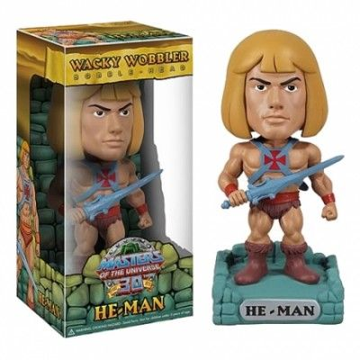 He-Man Bobble Head