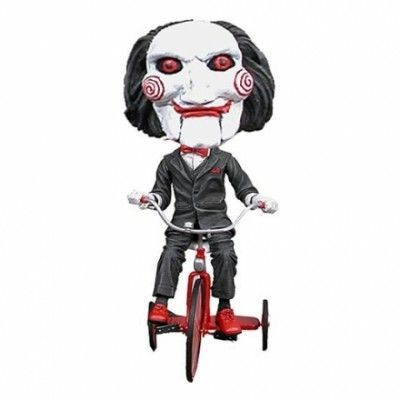 Saw Puppet Bobble Head