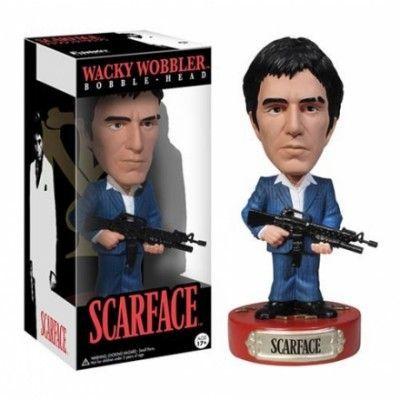 Scarface Tony Montana Bobble Head