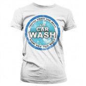 A1A Car Wash Girly T-Shirt, Girly T-Shirt