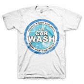 A1A Car Wash T-Shirt, Basic Tee