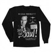 Better Call Saul LS T-Shirt, Long Sleeve T-Shirt