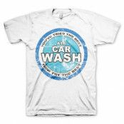 Breaking Bad A1A Car Wash T-Shirt Vit